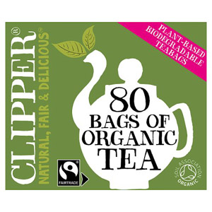 Clipper Fair Trade 100 Teabags