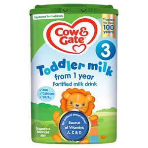 Cow & Gate Growing Up Milk 1+