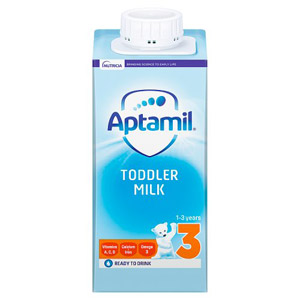 Milupa Aptamil Growing Up Milk 1+ Ready To Drink 200g