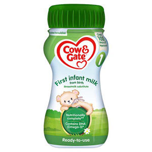Cow & Gate First Infant Milk Ready to Drink
