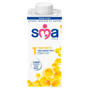 SMA First Infant Milk Ready to Drink