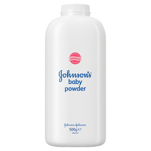 Johnsons Baby Powder Large