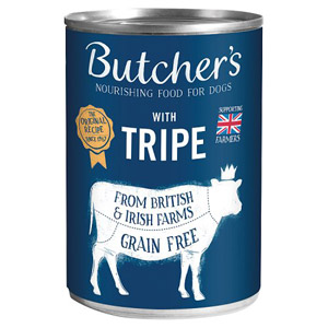 Canned Tripe For Dogs Uk