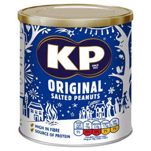 KP Original Salted Peanut Caddy