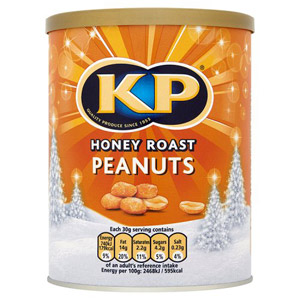 KP Honey Roasted Peanut Caddy