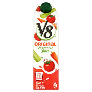 V8 Fruit Vegetable Juice