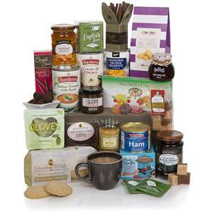 The Ultimate Gourmet Food Hamper