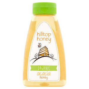 Hilltop Honey Raw Organic Acacia Honey