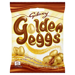 Galaxy Golden Eggs Bag