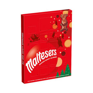 Maltesers Merryteaser Advent Calendar