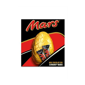 Mars & Friends Easter Egg Large