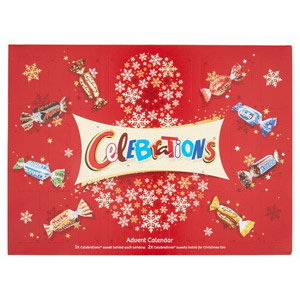 Celebrations Large Advent Calendar