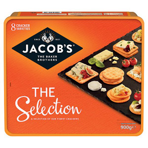 Jacobs Biscuits For Cheese Tub