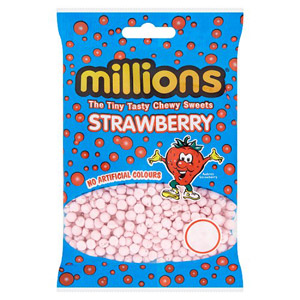 Millions Strawberry Bag