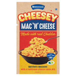 Marshalls Cheesy Macaroni Cheese