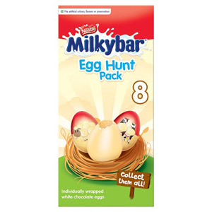 Milkybar Easter Egg Hunt