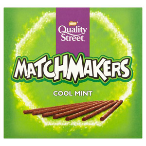 Quality Street Cool Mint Matchmakers