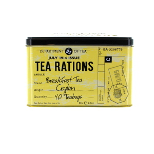 New English Tea Rations 40 Teabags
