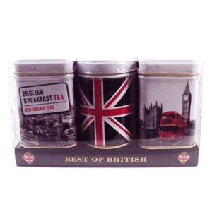 Best Of British Mini Tins