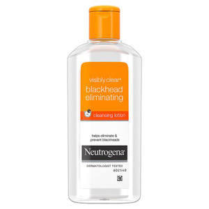 Neutrogena Blackhead Eliminating Cleansing Lotion