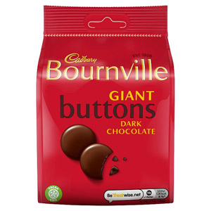 Cadbury Bournville Buttons