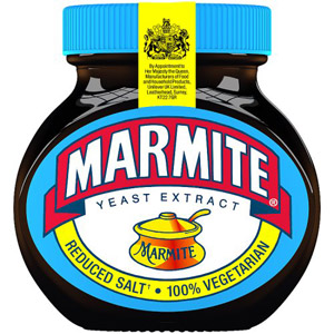 Marmite Reduced Salt Yeast Extract Spread