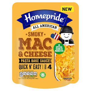 Homepride Smoky Mac & Cheese
