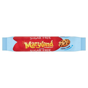 Maryland Cookies Chocolate Chip Sugar Free