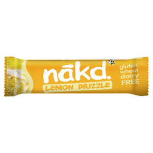 Nakd Lemon Drizzle Bar