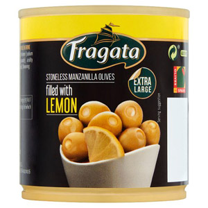 Fragata Olives Stuffed with Lemon