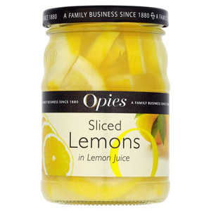 Opies Lemon Slices In Lemon Juice