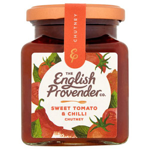 English Provender Sweet Tomato & Chilli Chutney