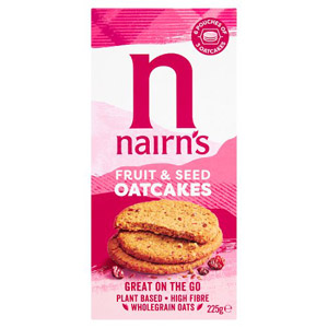 Nairns Fruit & Seed Oatcakes