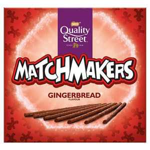 Quality Street Matchmakers Gingerbread