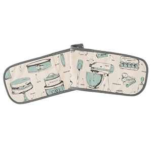 Victoria Eggs Baking Delights Oven Gloves