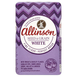 Allinson Seed And Grain White Flour