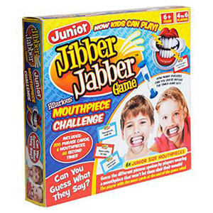 Junior Jibber Jabber Party Game