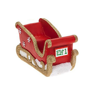 Elves Behavin' Badly Elf Sleigh