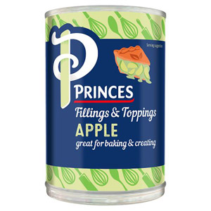 Princes Apple Fruit Filling