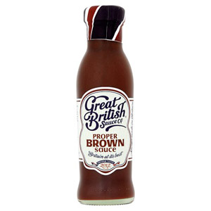 Great British Sauce Company Proper Brown Sauce