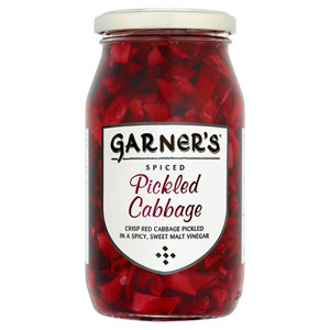 Garners Pickled Cabbage