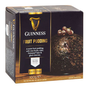 Matthew Walker Small Guinness Fruited Pudding
