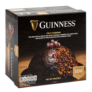 Matthew Walker Guinness Fruited Pudding
