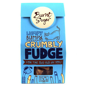 Burnt Sugar Original Crumbly Fudge