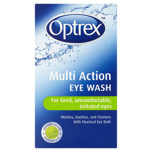 Optrex Multi Action Eye Wash Smaller