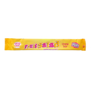 Barratt Candyland Fruit Salad Raspberry & Pineapple Chew Bar