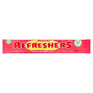 Swizzels Matlow Giant Refreshers Strawberry