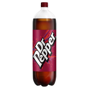 Dr Pepper Regular Large Bottle