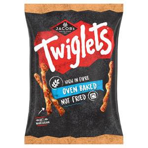 Jacobs Twiglets Original Small Bag 45g