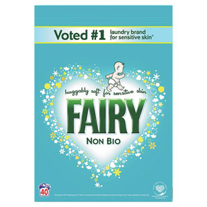 Fairy Powder Non Biological 40 Wash